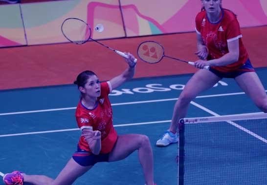 Badminton odds game