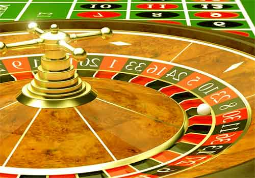 Professional roulette player