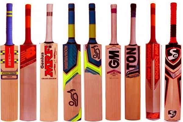 Cricket bat companies