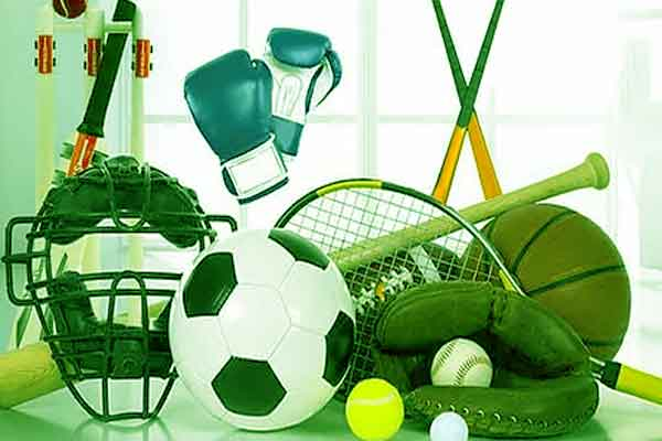 Sports equipment as a business